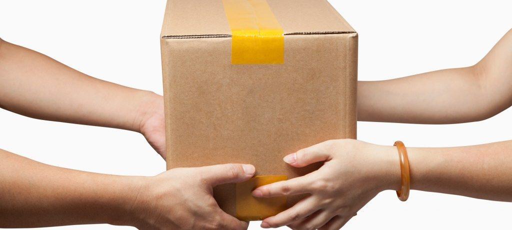 entregas y envíos locales