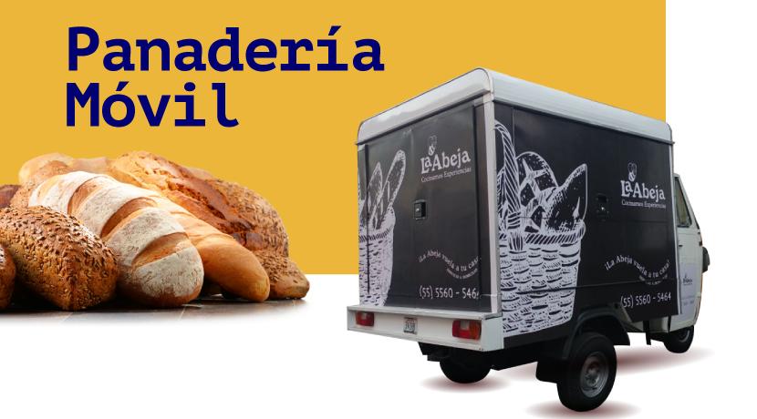 panadería móvil