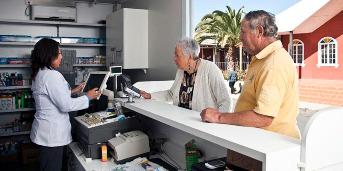 farmacia móvil