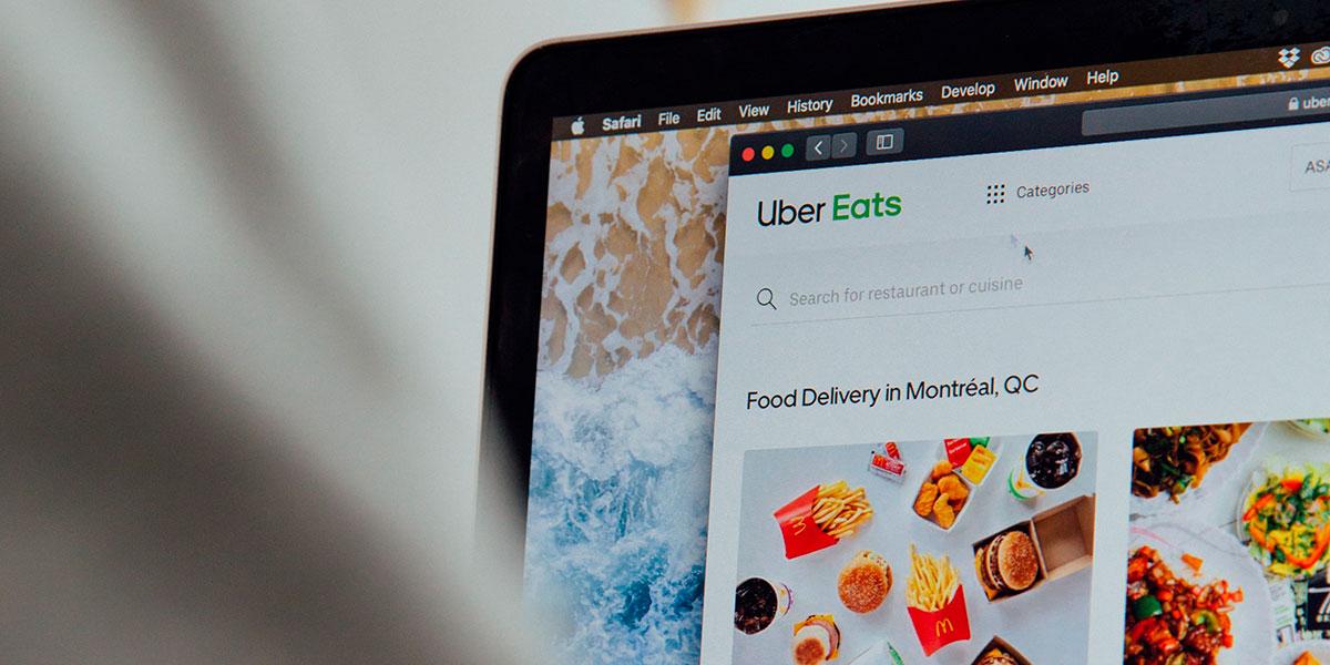 modelo uber eats