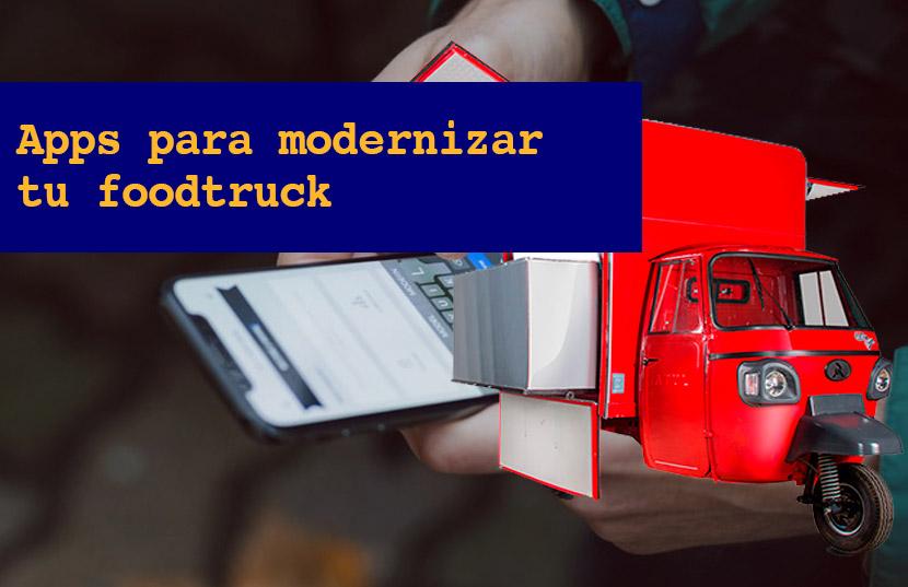 apps para modernizar foodtrucks